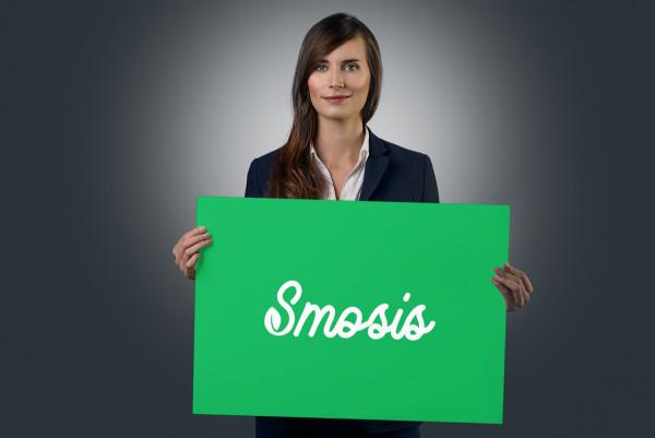Sample branding #2 for Smosis