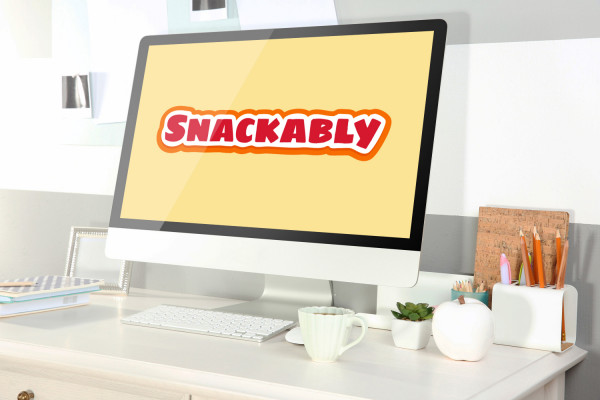 Sample branding #1 for Snackably