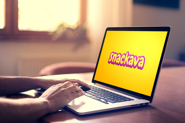 Sample branding #2 for Snackava