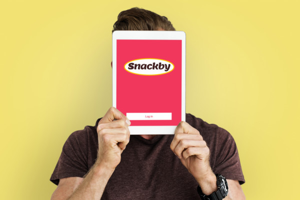 Sample branding #2 for Snackby