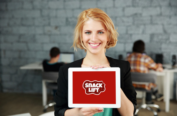 Sample branding #3 for Snacklift