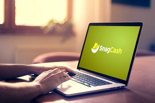 Sample branding #1 for Snagcash