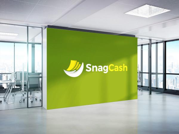 Sample branding #3 for Snagcash