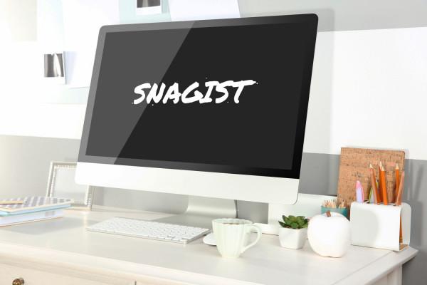 Sample branding #2 for Snagist