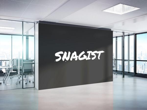 Sample branding #3 for Snagist