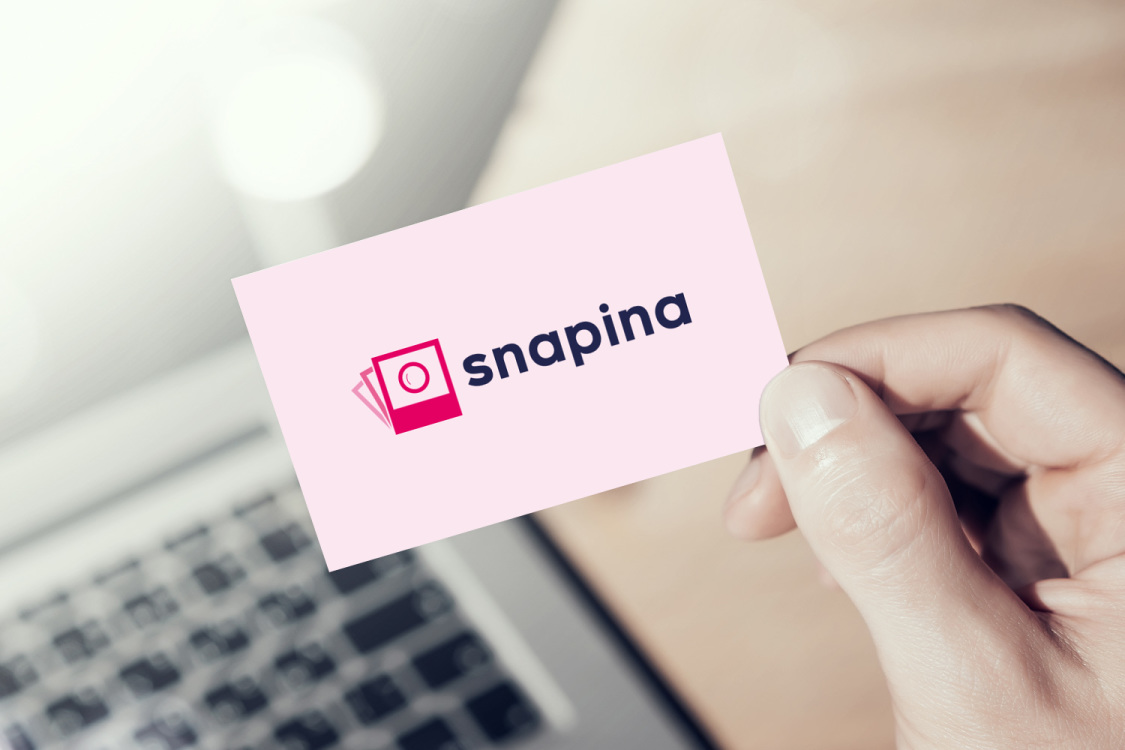 Sample branding #3 for Snapina