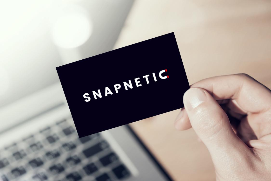 Sample branding #3 for Snapnetic
