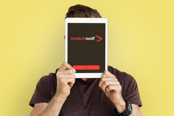Sample branding #3 for Snatchwolf