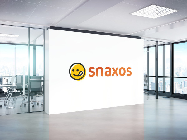 Sample branding #3 for Snaxos