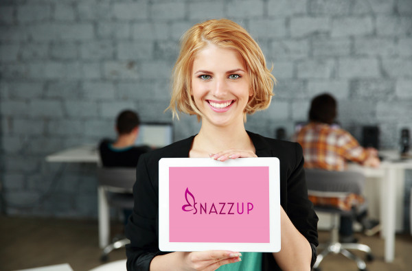 Sample branding #3 for Snazzup