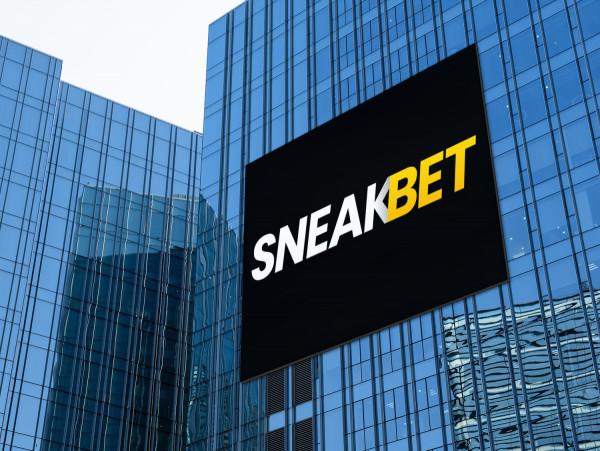 Sample branding #3 for Sneakbet