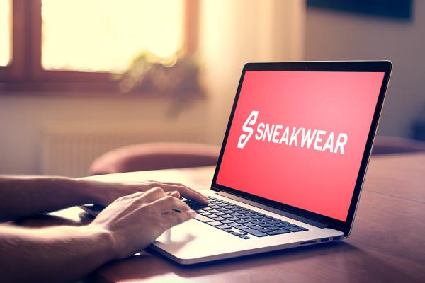 Sample branding #2 for Sneakwear