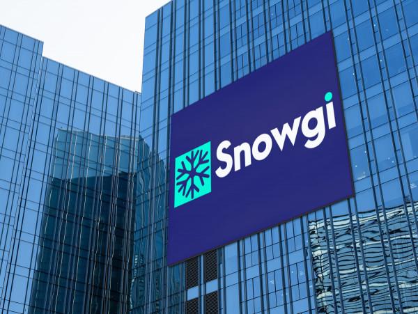 Sample branding #3 for Snowgi