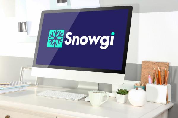 Sample branding #1 for Snowgi