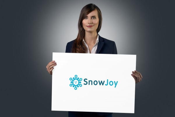 Sample branding #2 for Snowjoy
