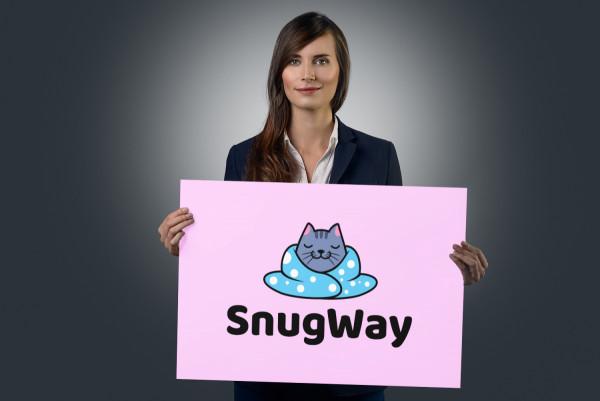 Sample branding #1 for Snugway