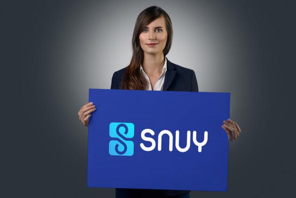 Sample branding #2 for Snuy