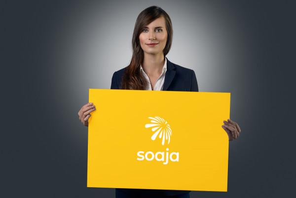 Sample branding #1 for Soaja