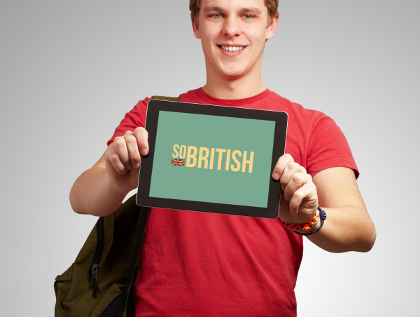 Sample branding #3 for Sobritish