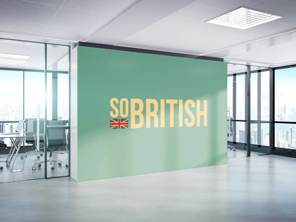 Sample branding #2 for Sobritish
