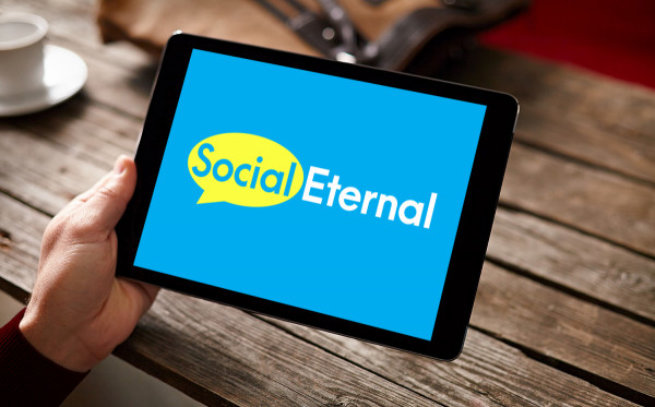 Sample branding #1 for Socialeternal