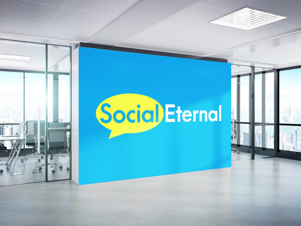 Sample branding #3 for Socialeternal