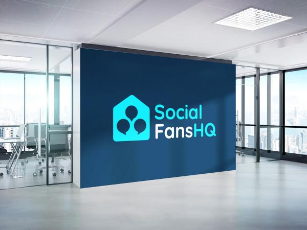 Sample branding #3 for Socialfanshq