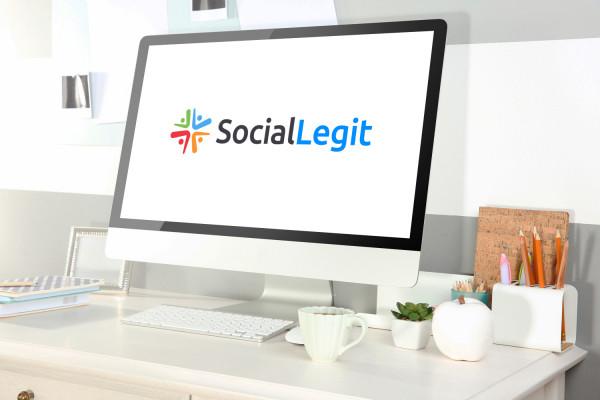 Sample branding #1 for Sociallegit
