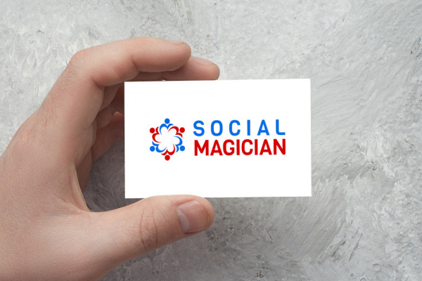 Sample branding #2 for Socialmagician