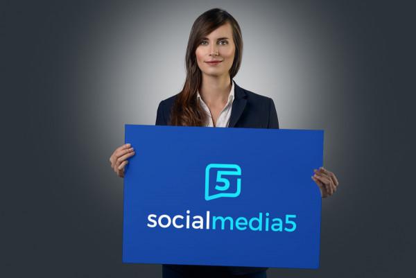 Sample branding #3 for Socialmedia5