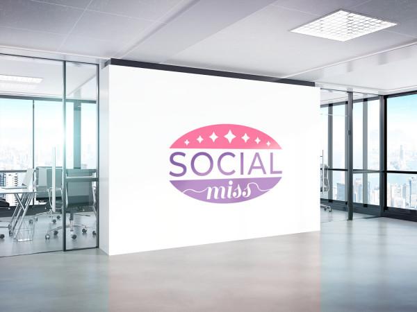 Sample branding #1 for Socialmiss