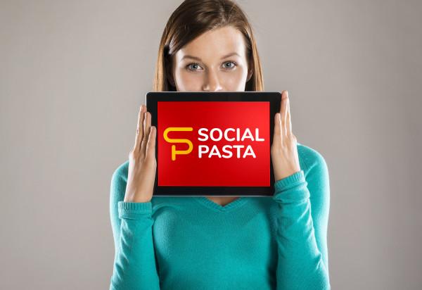 Sample branding #3 for Socialpasta