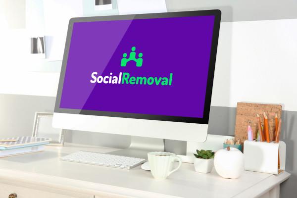 Sample branding #3 for Socialremoval