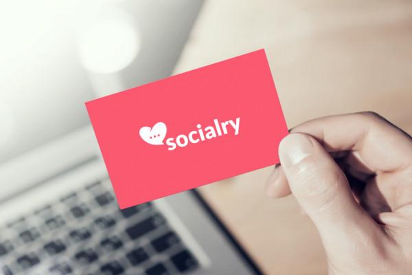 Sample branding #2 for Socialry