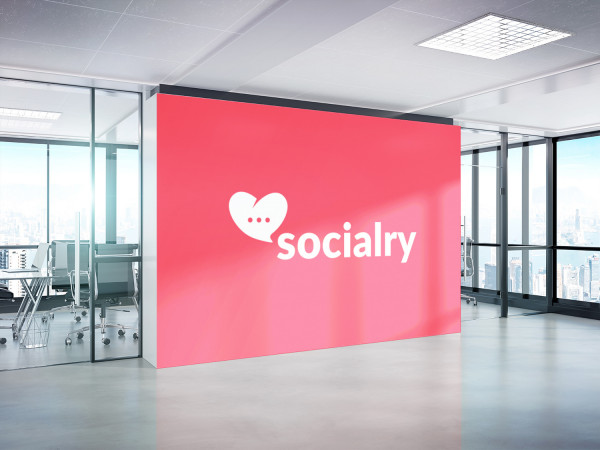 Sample branding #2 for Socialry