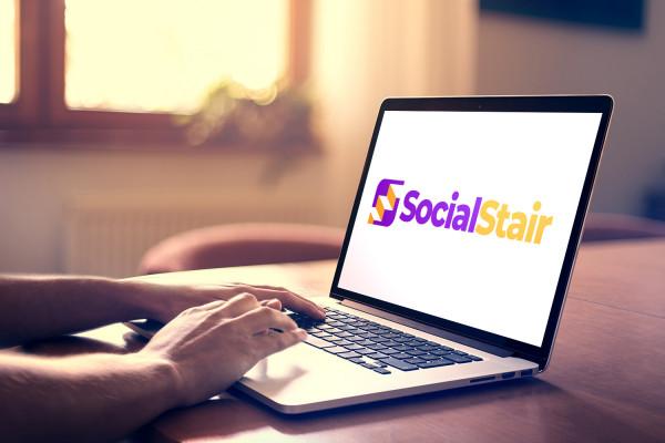 Sample branding #1 for Socialstair