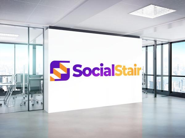Sample branding #2 for Socialstair