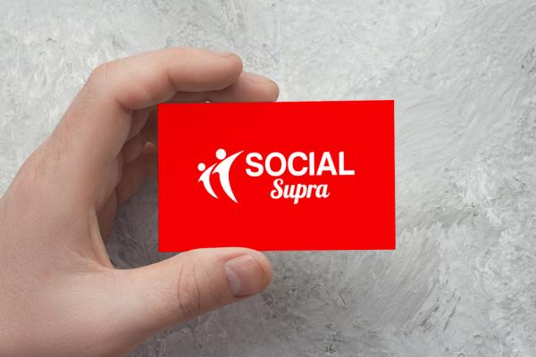 Sample branding #2 for Socialsupra