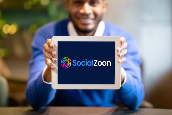 Sample branding #2 for Socialzoon