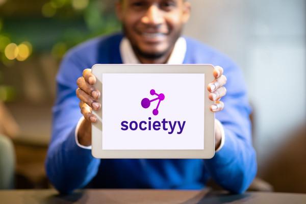 Sample branding #3 for Societyy