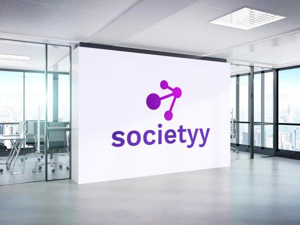 Sample branding #1 for Societyy