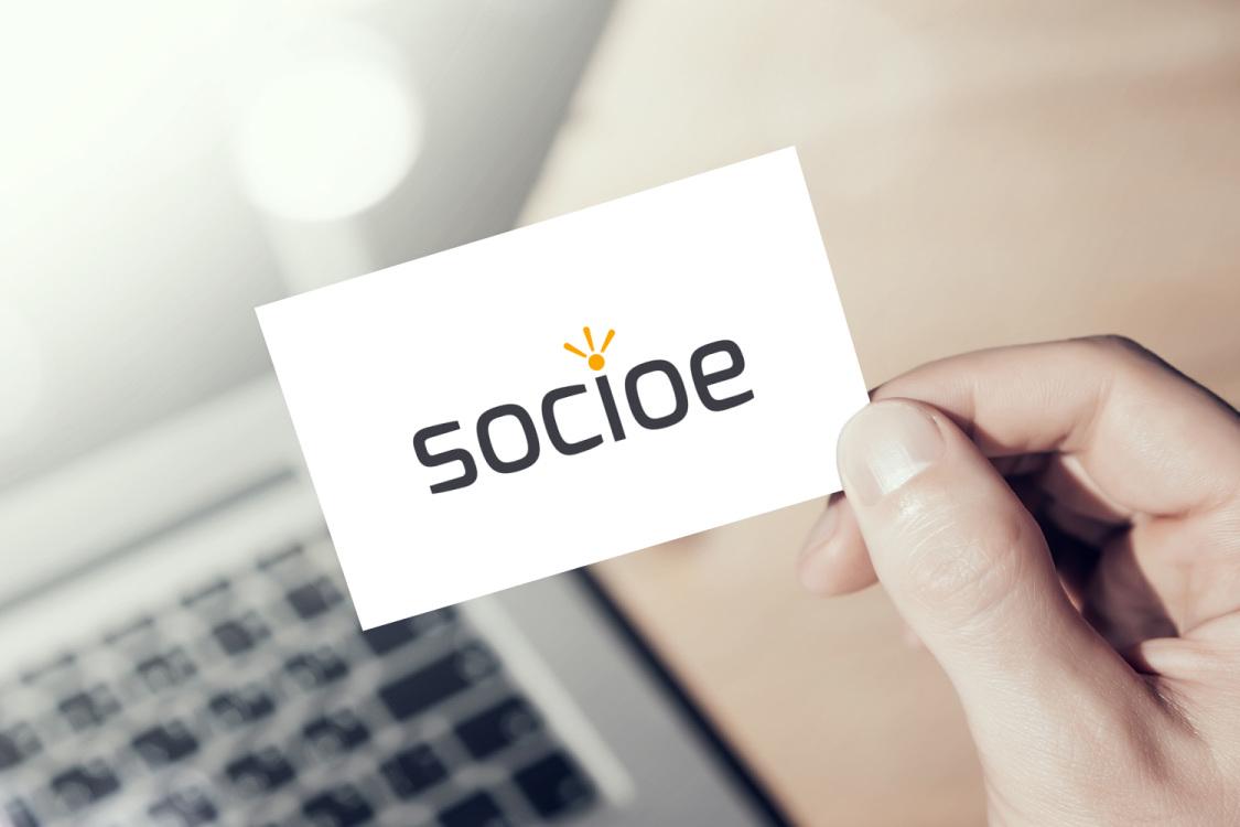 Sample branding #2 for Socioe