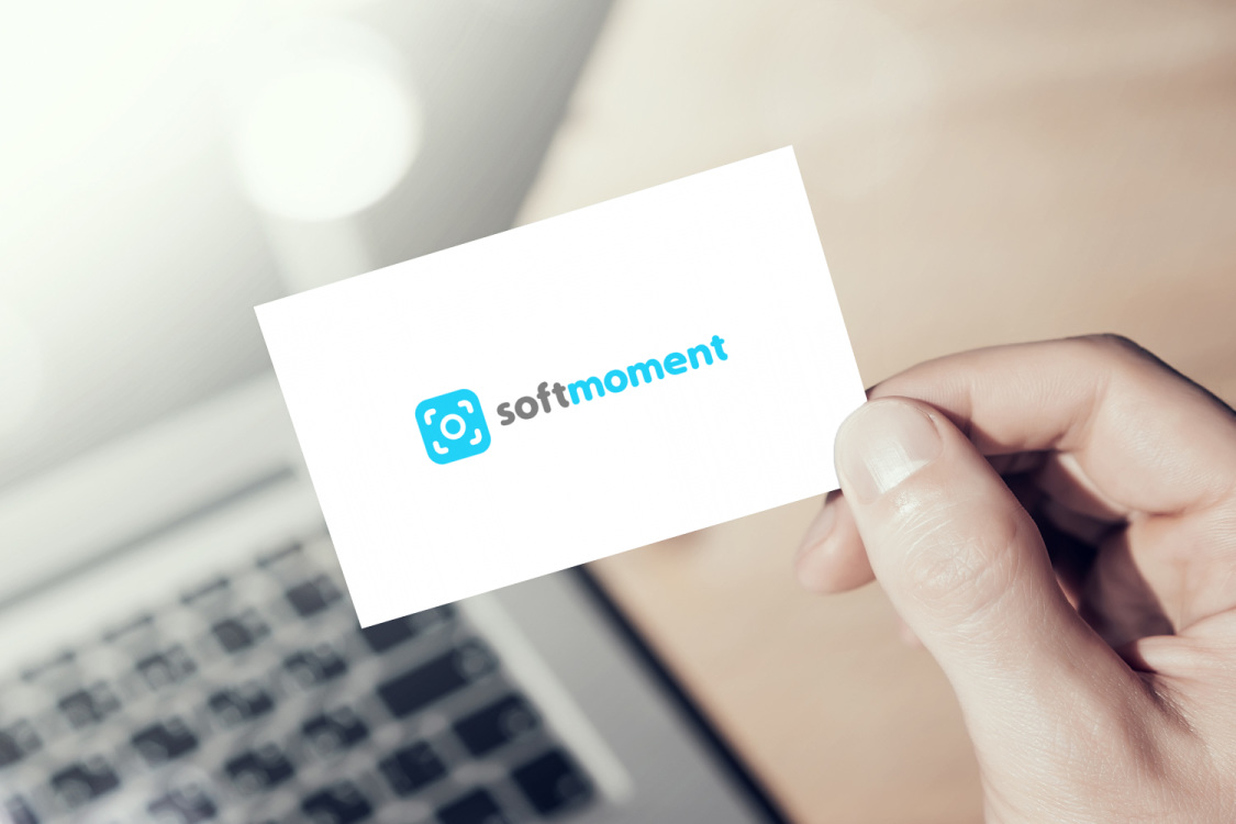 Sample branding #1 for Softmoment