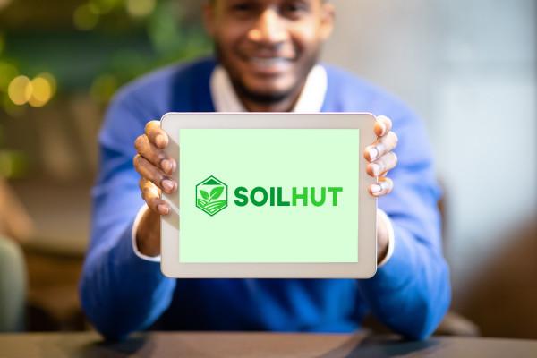 Sample branding #3 for Soilhut