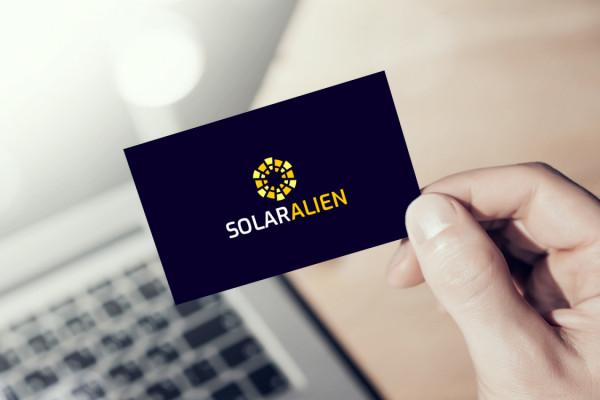 Sample branding #2 for Solaralien