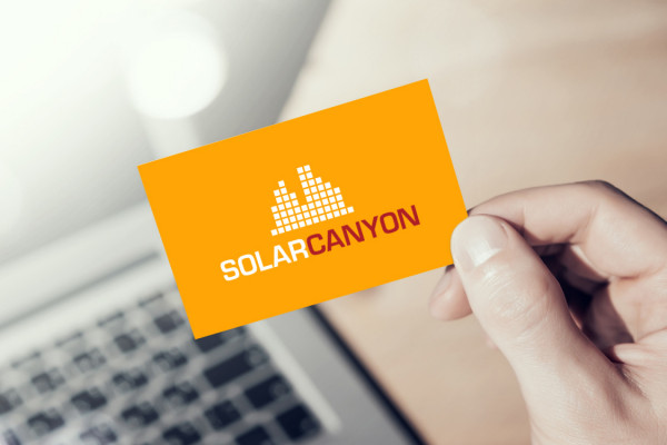 Sample branding #1 for Solarcanyon