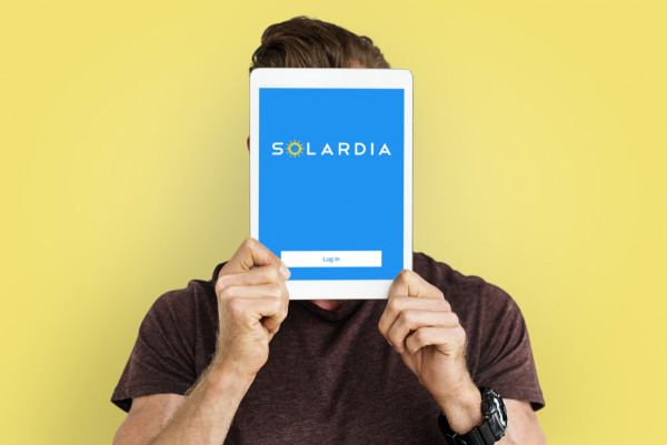 Sample branding #2 for Solardia
