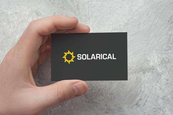 Sample branding #3 for Solarical
