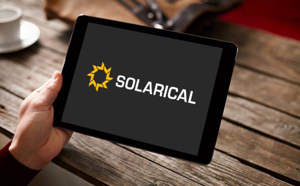 Sample branding #1 for Solarical