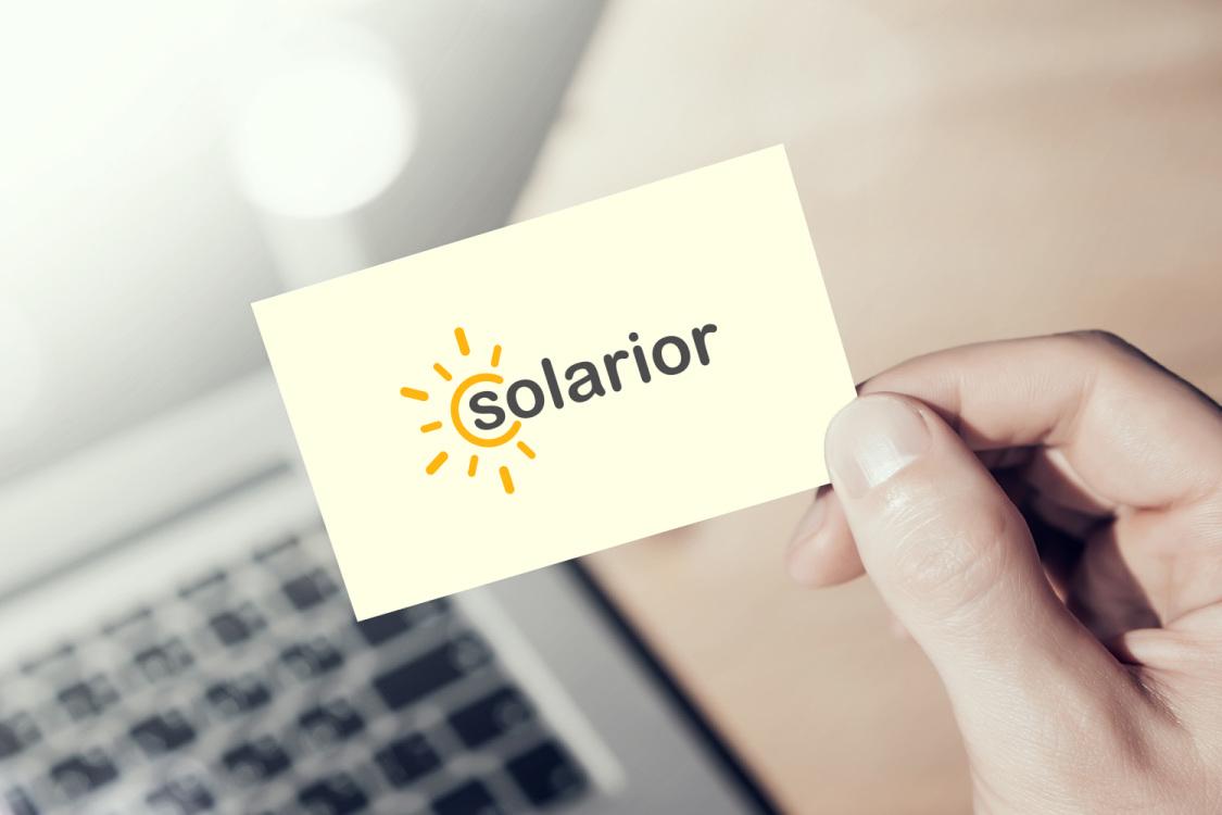 Sample branding #1 for Solarior